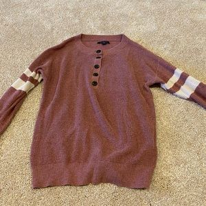Pink Trendy American Eagle Sweater!